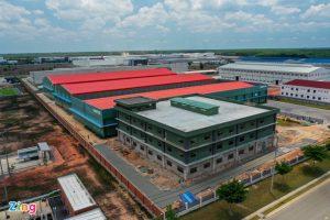 Giá bất động sản khu công nghiệp tại Việt Nam tăng trưởng mạnh trong năm 2020. Ảnh: Quỳnh Danh.