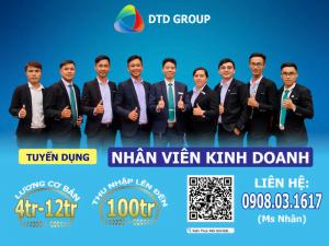 Việc làm tuyển dụng DTDgroup