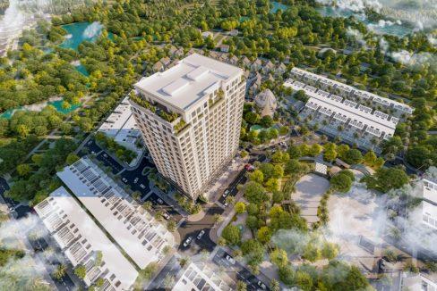 Chung cư Hưng Phú Fancy Tower Bến Tre