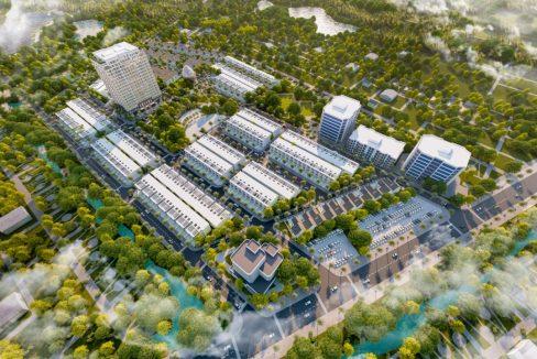 Khu đô thị Hưng Phú Bến Tre