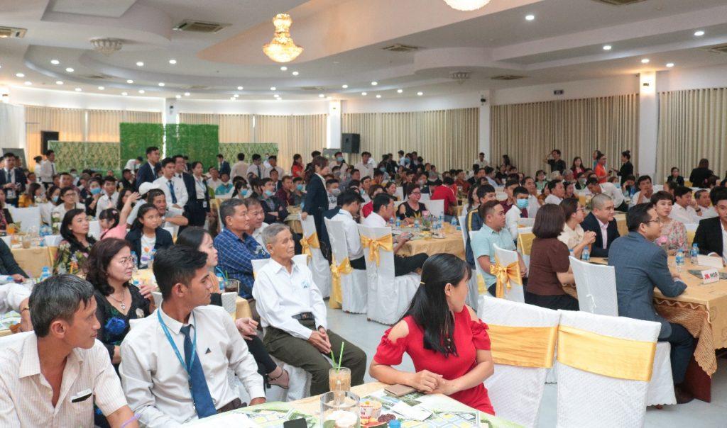Sự kiện ra mắt quy hoạch TNR Stars Chợ Mới thu hút rất nhiều những nhà đầu tư tiềm năng