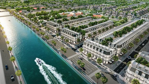 khu đô thi mới Vị Thanh New City