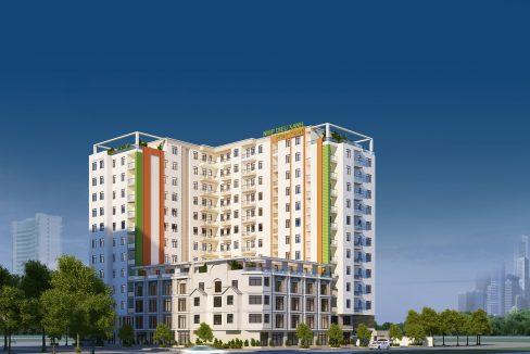 Chung cư Nam Long Dream House (28)