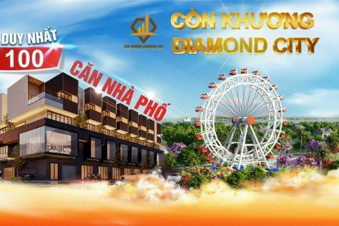 Cồn Khương Diamond City - nhadatcanthoinfo