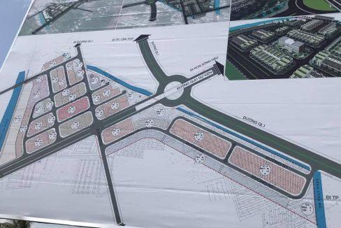Quy hoạch 1/500 Khu đô thị mới Cái Tắc